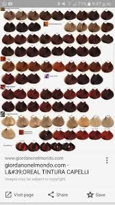 Correct Majirel Shade Chart Online Loreal Majirel Hair Color