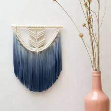 Small Picture The 25 best Macrame wall hangings ideas on Pinterest Macram