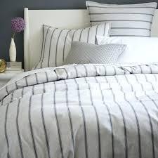 ticking stripe bedding incredible best ticking stripe duvet cover images on ticking intended for striped duvet