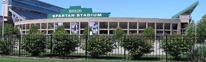 Spartan Stadium Mi Tickets And Seating Chart