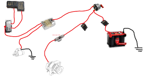 battery relocation wiring question dsmtuners Trunk Mounted Battery Wiring Diagram just run this setup and not have to worry about future modifications mopar wiring diagram trunk mounted battery