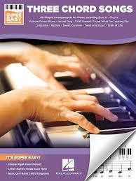3 Chord Songs Super Easy Songbook Ebook By Hal Leonard Corp Rakuten Kobo