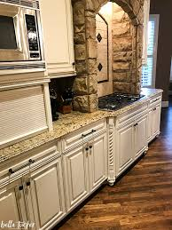 Lovely How To Work With Your Existing Granite When Updating Your Kitchen   Bella  Tucker Decorative Finishes