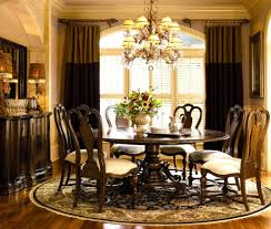 Round Kitchen Tables For 6 Dining Room Design Round Dining Room Tables For 6 Seat Beautiful