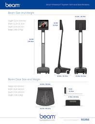 I Beam Chart Pdf Beam Dimensions Suitable Technologies Inc Pdf