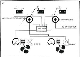 3 battery wiring diagram boat efcaviation com single engine 3 battery setup at Three Battery Boat Diagram
