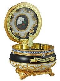 Popular songs from this iconic musical the phantom of the opera. Phantom Of The Opera Figurines And Music Boxes