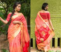 Latest Saree Color Combinations And Trends