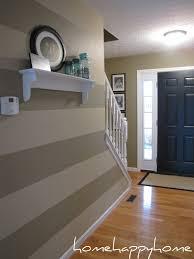 Foyer Wall Colors Valspar Barnwood And Valspar Khaki Stripe Paint Colors Hmmm