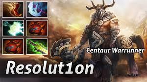 centaur warrunner build super carry 5k hp by resolution vs