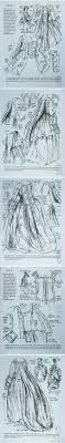 best images about th century fashion articles costume detail 1750s 1770s drawings from nancy bradfield s book costume in detail 1730 1930