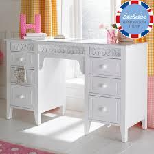 girls desk furniture. florence flutterby double desk girls furniture