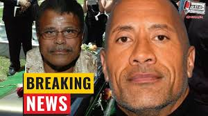 WATCH : Dwayne 'The Rock' Johnson 's Father dies - Gambakwe ...
