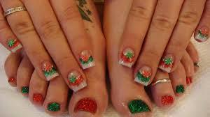 CHRISTMAS NAILS   Nails Acrylic