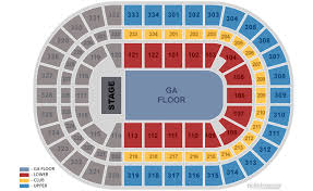 Wells Fargo Center Seating Chart U2 United Center Seating Chart For U2 Concert Best Picture Of