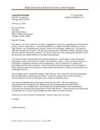 High School Cover Letter Example Gallery Cover Letter Ideas