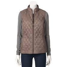 78% off Croft & Barrow Jackets & Blazers - Women's Croft & Barrow ... & Women's Croft & Barrow® Quilted Vest L Adamdwight.com