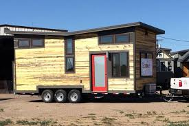 Small Picture 200 tiny house rentals planned for Colorado mountain town Curbed