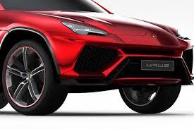 Lamborghini Urus SUV to go into production - Pursuitist