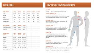 Sitka Size Chart Sitka Gear Sizing Chart The Blog Of The 1800gear Com