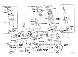 Picture of printable car shocks suspension diagram large size