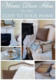 36 Cozy Winter Decor Ideas   Designthusiasm.com
