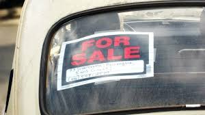 Yard Sale Signs Templates Sales Vehicle For Sale Sign Template Car