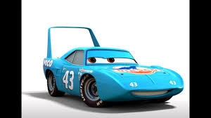 cars the movie the king.  King Richard Petty As The King In Cars Video Game To Movie E