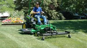 zero turn lawn mower accessories. jrco tine rake dethatcher zero turn lawn mower accessories