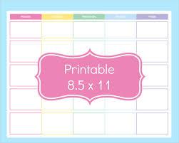 Downloadable Lesson Plan Templates Free Printable Lesson Plan Template Blank Blank Lesson Plan Template