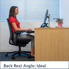 Backrest Angle & <b>Lumbar Support</b> - UBC Human Resources