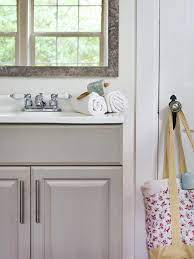 Updating A Bathroom Vanity Hgtv