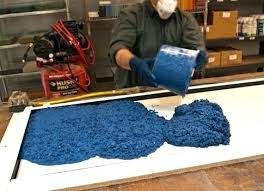 diy recycled glass countertops making recycled glass as well as how to make concrete to produce
