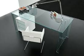 office glass desk. Glass Table Office Extraordinary For Home Decor Arrangement Ideas Desk Online .
