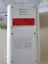Máy tiệt trùng bàn chải O2 Care BS-7900S Hàn Quốc HapuMart