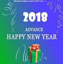 Image result for happy new year in advance gif