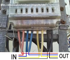 how to wire phase kwh meter electrical technology how to wire 3phase energy meter