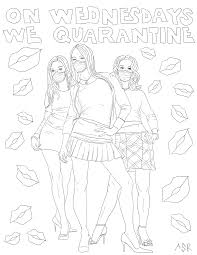 By the way psychologies insist that coloring helps children to relax and forget about their troubles. These Are The Best Quarantine Coloring Pages Paste