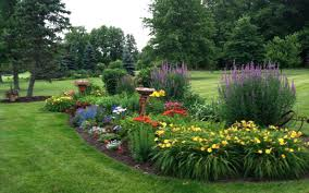 Image result for beautiful perennials landscaping