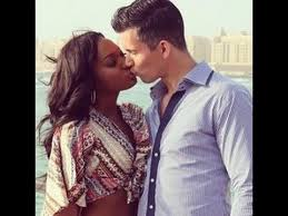black girl dating a white guy in south africa