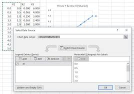 Excel Bubble Chart Multiple Series Multiple Series In One Excel Chart Peltier Tech Blog