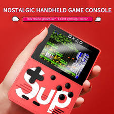 F8 Mini Game Console Portable Handheld <b>Classic 800</b> Game in <b>1</b> ...
