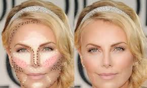 3 tips for contouring your face oval contour