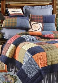 American Traditions™ French Tiles Quilt | belk & C&F Northern Plaid Quilt Adamdwight.com