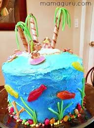 Fish Birthday Cake Ideas Fishing Themed