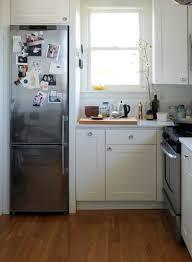 Easy Pieces Best Skinny Refrigerators Remodelista - Kitchen refrigerator