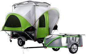 mini cooper pull behind camper