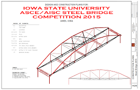 Steel Bridge Iowa State University Student Organizations