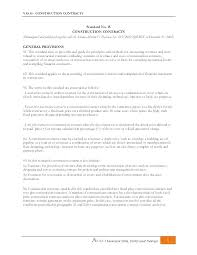 Simple Contractor Agreement Template Free Independent Contractor Agreement Ate Lovely 9 Sample