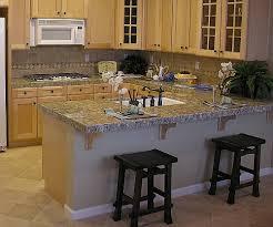 a 2 inch thick granite countertop